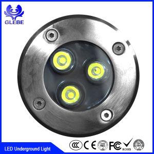 Solar Light 15W LED Floor Light DC 12V Floor Mounted Light pictures & photos
