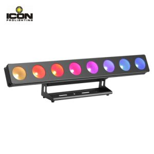 Indoor 8X30W COB LED Wall Washer for Stage Lighting pictures & photos
