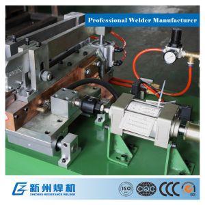Pneumatic Type Butt Welding Machine to Weld The Aluminium Tube pictures & photos