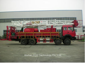 Xj250 Oilfield Workover Rig API Certification pictures & photos