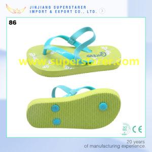 Casual Children Sandals Cute Printed PE Sandals pictures & photos