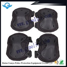 Outdoor Sports Tactical Protective Knees Elbow Pads Set pictures & photos