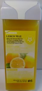 Roll-on Depilatory Wax Lemon Zest Wax pictures & photos