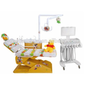 Osa-Iic-FDA and Ce Approved Kids Dental Chair Children Dental Unit pictures & photos