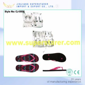 EVA Flip Flop Making Mould, EVA Shoe Aluminum Mould pictures & photos