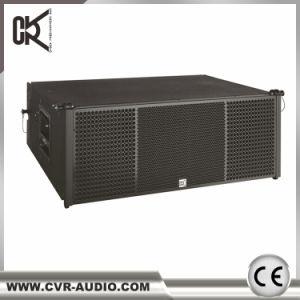 "China Line Array DJ Three Way Line Array 12""X2 Big Line Array Speaker System pictures & photos"