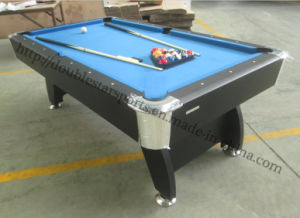 MDF Pool Table Billiard Table for Sale pictures & photos