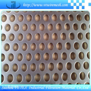 Soaked or Spray Perforated Wire Mesh pictures & photos
