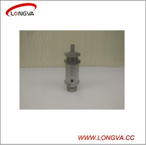 Sanitary Stainless Steel 304/316L Relief Valve pictures & photos