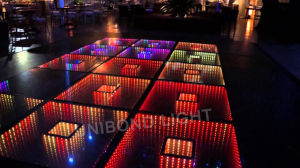 LED Stage Wedding Decoration Panel Infinity Mirror Dance Floor pictures & photos