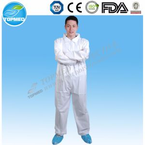 Chemical Resistant Safety Coveralls for Factory pictures & photos