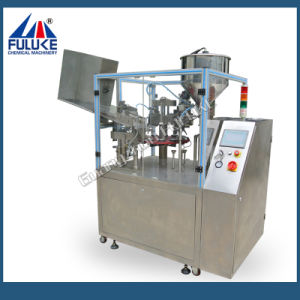 Fuluke Semi-Automatic or Automatic Glue Plastic / Aluminum Tube Filling and Sealing Machine pictures & photos