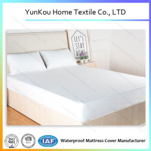 Preium Smooth Knitted Waterproof Mattress Encasement for Both Hotel and Home pictures & photos