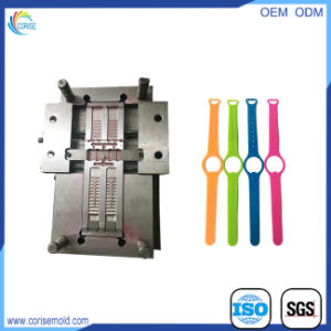 Custom Mould Design Plastic Injection Mold for Wristband pictures & photos