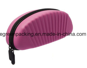 Pink Color High Quality Special Design Sunglasses EVA Case (EZ10) pictures & photos