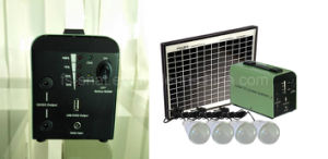 Portable 10W to 100W Solar Panels Kits 7ah-100ah DC Solar Power System with Manufacture Price pictures & photos
