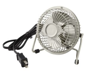 "4"" High Velocity Fan, Desk Fan pictures & photos"