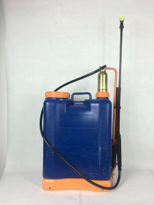 16L Manual Brass Air Chamber Knapsack Agricultural Sprayer (3WBS-16T) pictures & photos
