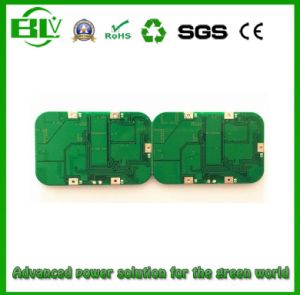 Electric Bicycle of 6s Li-ion BMS Protection Circuit Board for 22.2V20A Battery Pack pictures & photos