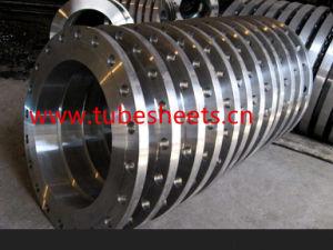 High Pressure Gr2 Titanium Dn125 Pipe Flanges pictures & photos