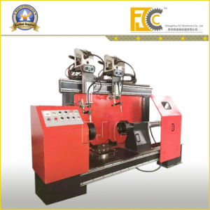 Aluminium Gas Compressor Tank Circular Seam Welding Machine pictures & photos