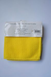 Bamboo Fiber Dish Washing Cloths pictures & photos