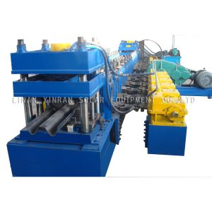 Roll Forming Aluminium Coil Machine Highway Guardrail Roll Forming Machine pictures & photos