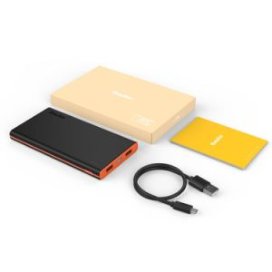 Easyacc 10000mAh Portable Power Bank with Dual USB Ports pictures & photos