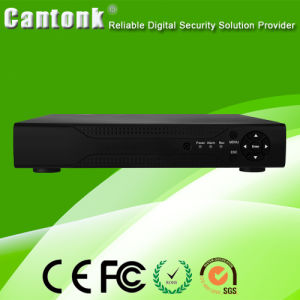 China Top 3 CCTV Camera OEM Manufacture 9CH H. 264 NVR Support Ipc (CK-H9108P) pictures & photos