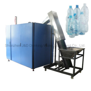 Automatic Plastic Bottle Reheat Stretch Blow Moulding Machine pictures & photos