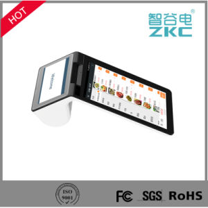 7 Inch Touch Screen Android POS Terminal pictures & photos