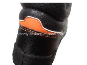 Protect Instep MID-Cut Style Safety Shoes (HQ05061) pictures & photos