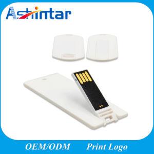 Mini Card USB Pendrive Thumbdrive Plastic USB Driver pictures & photos