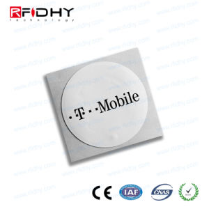 CD Label/NFC Label/Tag with Adhesive for Mobile Payment pictures & photos