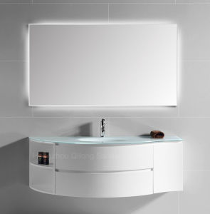 1.5m Open Style PVC Bathroom Cabinet with Drawers and Door pictures & photos