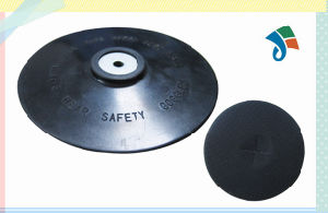 Angle Grinder Back-up Pad Adhesive Rubber Backing Pad pictures & photos
