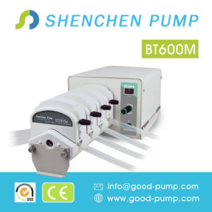 Special Price Bt600m Multichannel Flow Rate Peristaltic Pump pictures & photos