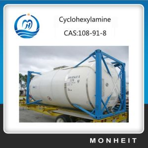 China Fine Chemical C6h13n Cha Cyclohexylamine for Preservatives
