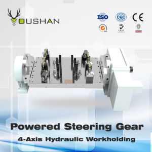 Powered Steering Gear 4-Axis Hydraulic Fixture pictures & photos