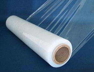 20 Micron BOPP Film Clear Pet Holographic Stretch Film pictures & photos