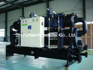 340000kcal/H 460V 60Hz Water Cooled Screw Water Chiller pictures & photos