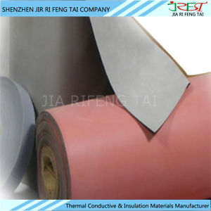 Thermal Conductive Silicone Insulation Cloth pictures & photos