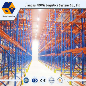 Heavy Duty Storage Drive Through Pallet Rack with 10 Years Warranty pictures & photos