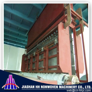 China Good Quality PP Spunbond Nonwoven Upper Stretching Device Machine pictures & photos