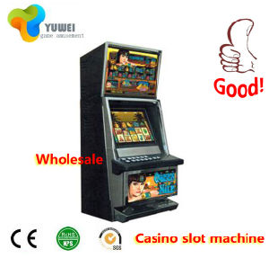 Double Novomatic Jammer Mini Bartop Slot Machine for Sale pictures & photos