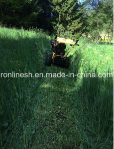 14HP Engine Self-Propelled Field and Lawn Mower/Brush Mower/Disc Mower/Multicut Mower Working on Terrain Slopes up to 25 Degrees, Ce pictures & photos