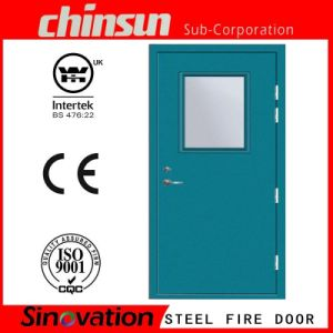 Fire Proof Fire Emergency Escape Door with Escape Locks pictures & photos