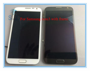 Mobile Phone LCD Screen Displays Assembly for Samsung Note2 pictures & photos