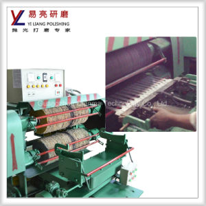 Stainless Steel Spoon and Fork Mirror Plane Surface Polishing Machine pictures & photos