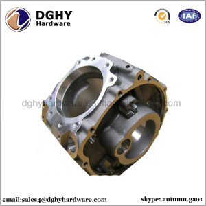 OEM High Quality Aluminium Alloy Die Casting Engine Spare Parts pictures & photos